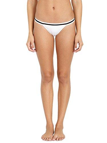 Cali Dreaming Crux Bikini Bottom White