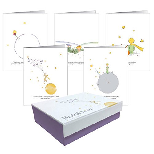 The Little Prince Notecards: 20 Notecards and Envelopes