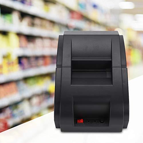 Industrial Mini Printer, AC100-240V 50/60Hz 1A 0.05mm~0.15mm 203dpi for Windows/iOS/Android 110-240v