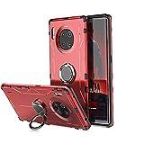 Jonwelsy Hülle für Huawei Mate 30 Pro, Stoßfestes Weich