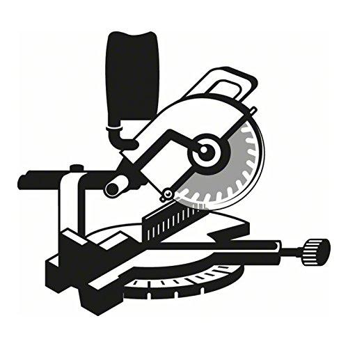 Bosch Pro Kreissägeblatt Optiline Wood zum Sägen in Holz für Kapp- und Gehrungssägen (Ø 254 mm) - 3