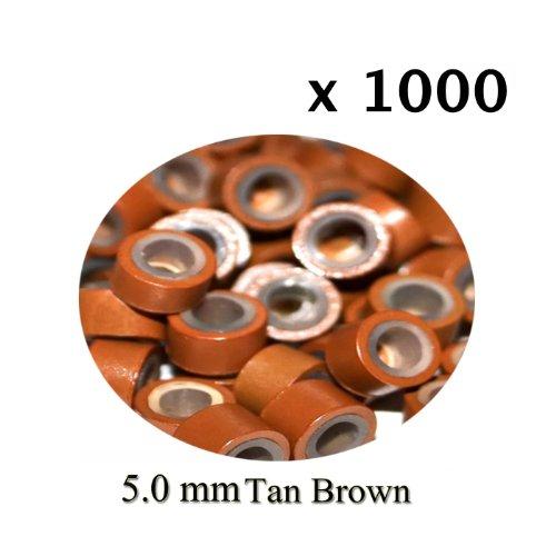 1000 diseño de piel de topes de goma para muebles anillas para barra de molde de silicona para hornear 5 mm anillas para barra de para Apple iPad mini y o a la I puntas de tacos de billar de pelo de extensión de mesa de relleno de plumas de pelo de extensión de mesa