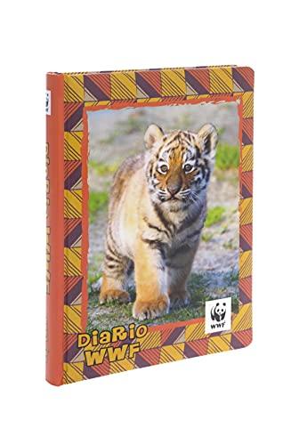 WWF - Diario 2021/2022 12 Mesi Datato - Tigrotto - Standard