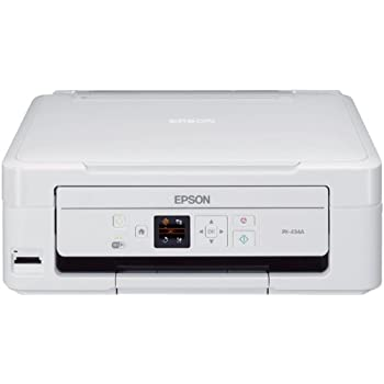 旧モデル エプソン Colorio インクジェット複合機 PX-434A 無線LAN標準対応 スマートフォンプリント対応 4色独立顔料インク ベーシックモデル
