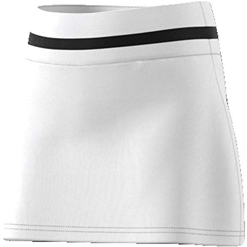 adidas adidas Mädchen Club Skirt, White, 140
