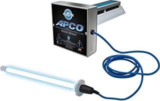Triatomic TUV-APCO-DI2P - Two Year Lamp, with 2nd Remote Lamp (110-277 VAC series) APCO In-Duct