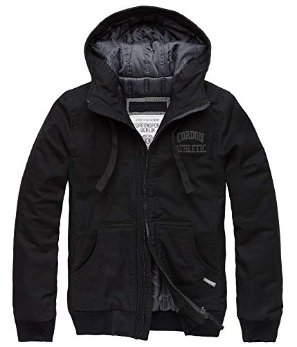Cordon, Herren Jacke Active, Größe XL black