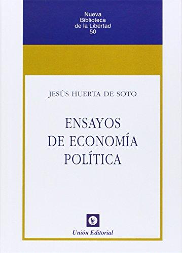 Ensayos de economía política: 44 (Nueva biblioteca de la libertad)