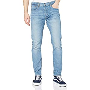 Levi's Men's 512 Slim Taper Jeans, Blue, 32W x 30L