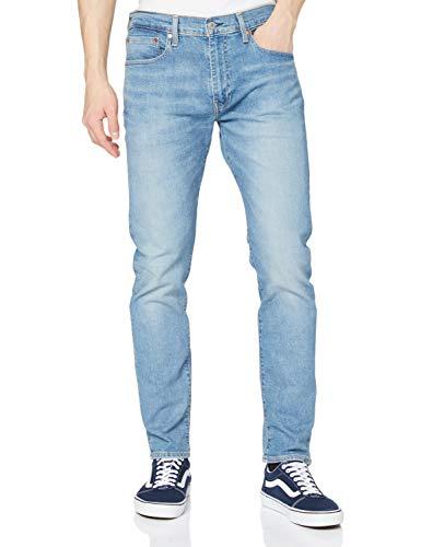 Levi\'s Herren 512 Slim Taper Tapered Fit Jeans, Pelican Rust, 32W/32L