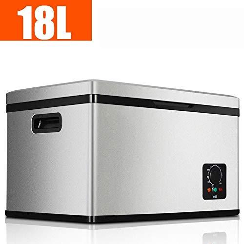 LGL-minixb congelatore piccolo, Dell'automobile del veicolo 18L Frigorifero compressore frigorifero Frigorifero refrigerazione e congelazione mini dispositivo di raffreddamento 12V 24V può essere util