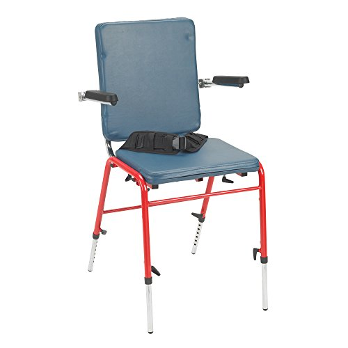 Drive Medical First Class School Chair, Red, Large