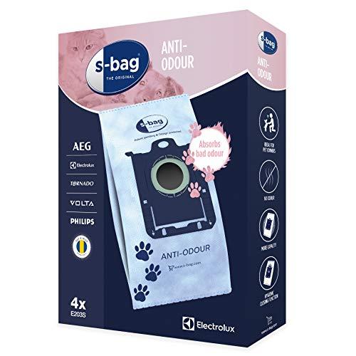 Electrolux e203s Bolsas para aspiradora S-Bag Anti-Odour (4Pzz)
