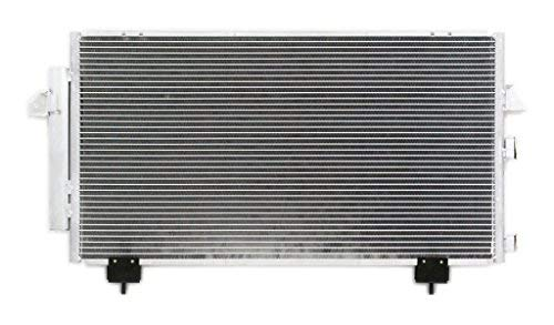 Pacific Best Inc For//Fit 3398 04-07 Mitsubishi Lancer 2.0L WITH Receiver /& Dryer A//C Condenser