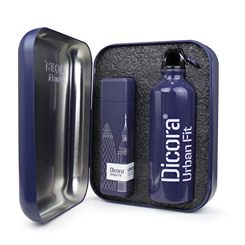 Dicora Urban Fit Box Edt London 100Ml + Sport Bottle 500Ml