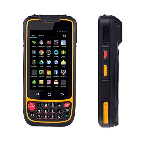 4G Android Mobile Data Collector BDE-Terminal 2D 1D Barcode-Leser, WiFi und Bluetooth für Inventory Management Warehouse-System,Standard