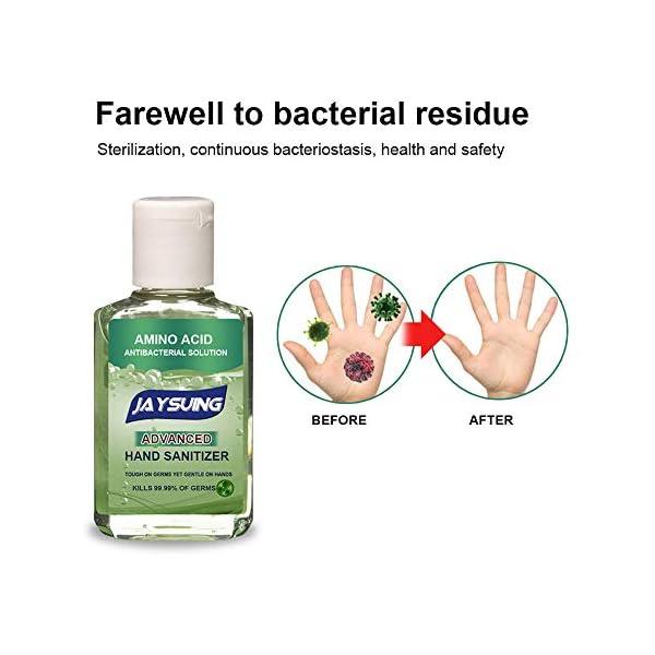 OFEFAN Hand Sanitizer Gel,60ml Free Foaming Hand Sanitizer