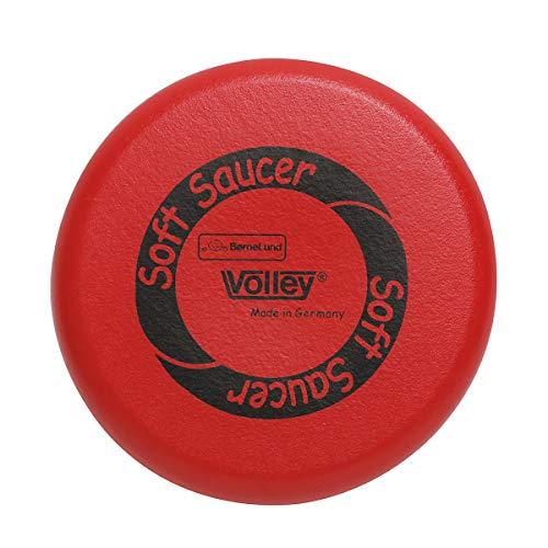 ボーネルンド ボリー (Volley) 【パッケージ付】ソフトソーサー(ファイヤー・レッド) 3歳頃 VO250/FBR-P