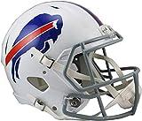 Riddell Buffalo Bills Revolution Speed Full-Size Replica Football Helmet - NFL Replica Helmets