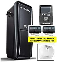 8500 Liftmaster Elite Series myQ Enabled Garage Door Opener Includes 2-Remotes