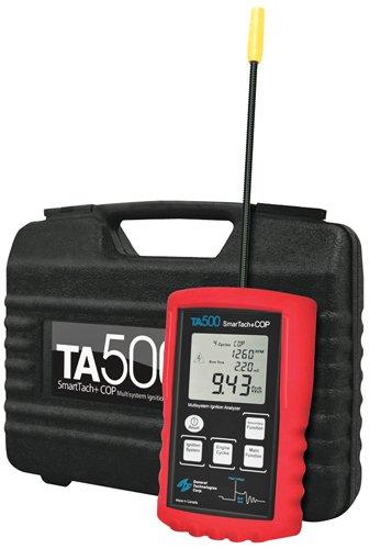 GTC TA500 Smartach + COP Multisystem Ignition Analyzer