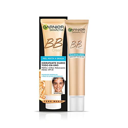 Garnier BB Cream, Mittiere bis dunkle Hauttypen, 40 ml