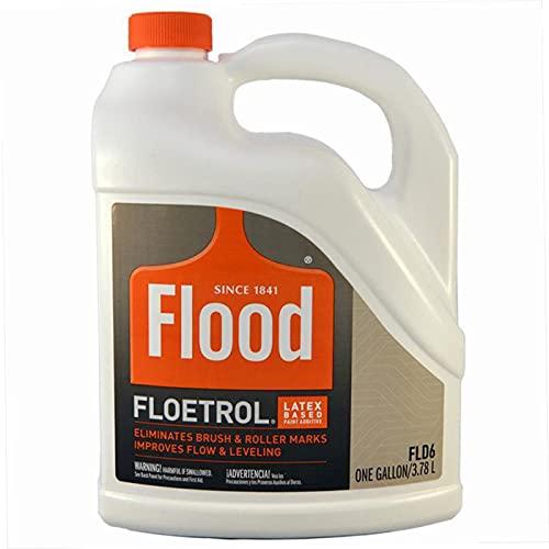 1 gal Flood FLD6 Floetrol Latex Paint Additive Pack of 1