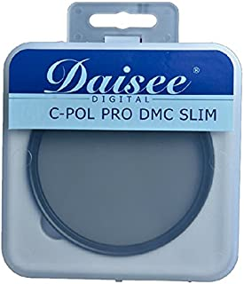 Daisee Daisee 82 mm C-Pol Pro Dmc Slim Cpl Polarize Filtre