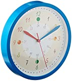 TFA Dostmann Pared Infantil con Reloj de Aprendizaje Tick &