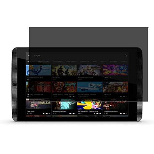 Vaxson TPU Pellicola Privacy, compatibile con NVIDIA SHIELD K1 8', Screen Protector Film Filtro Privacy [Non Vetro Temperato Cover Custodia ]