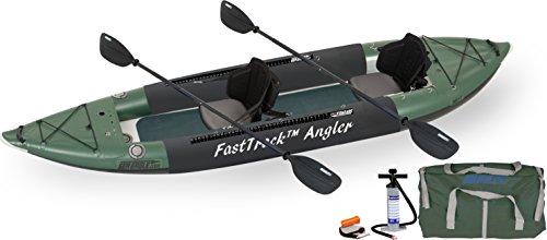Sea Eagle 385 FastTrack Angler Inflatable Fishing Boat
