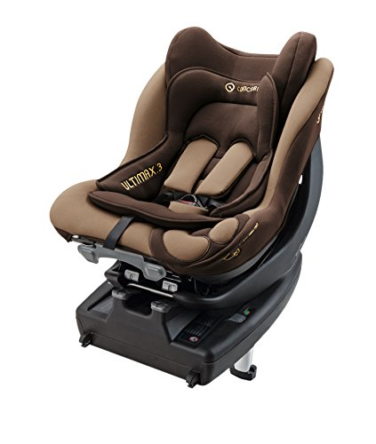 Concord 2004 S.A. UML0966IIISP Kinderautositz Ultimax.III (Übergangskollektion), Kollektion 2015, Gruppe 0 to 1 (0-18 Kg), chocolate brown