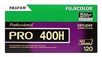 富士フイルム 16326119 フジカラー プロ120 400H カラーネガフィルム ISO 400