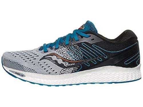 Saucony Freedom ISO 3 Schuhe Herren Grey/Blue Schuhgröße US 11 | EU 45 2020 Laufsport Schuhe