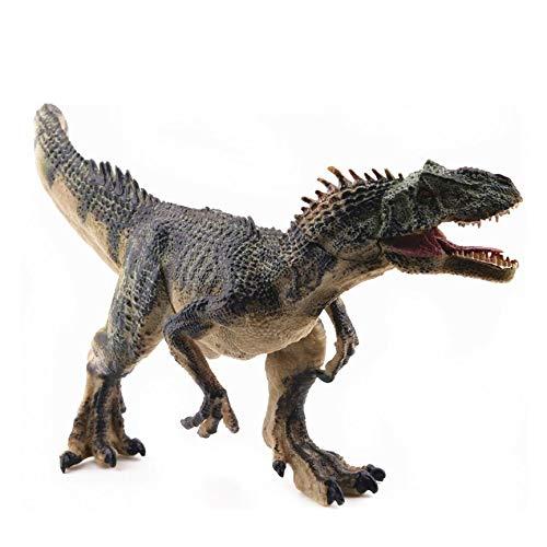 Peanutaso Simulación Allosaurus Modelo de Dinosaurio Realista Figura de Juguete Figuras de acción Decoración del hogar Juguetes educativos para niños