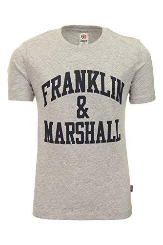 Franklin and Marshall Niños Diseñador Camiseta Negro, Gris o Azul Siglos 7Y-1