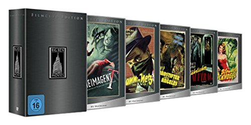 Film Noir Box - Filmclub Edition [5 DVDs]