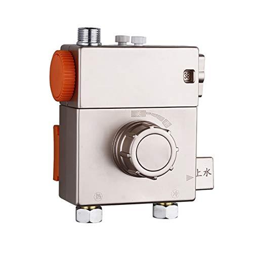 MICEROSHE Exquisita Válvula Mezcladora Anticongelante y Calentador de Agua eléctrica antioxineras válvula de Mezcla termostática Solar expuesta de la válvula de Control de Temperatura Uso Amplio