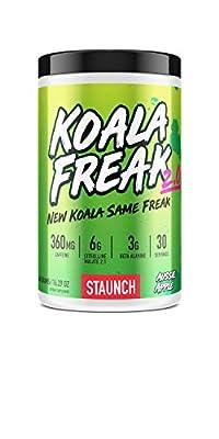 Staunch Koala Freak Pre-Workout 2.0