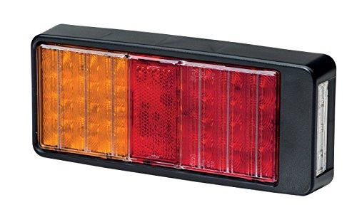 HELLA 2VB 357 020-001 achterlicht, LED