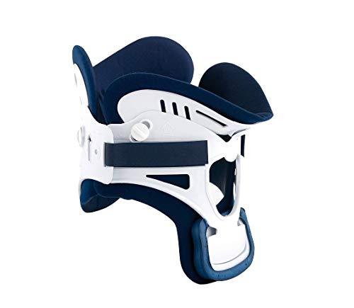 Ossur Miami J Cervical Neck Collar - Relieves Pain & Pressure on Spine | C-Spine Vertebrae Immobilizer | Semi-Rigid Pads for Patient Comfort | MJ-300 Short