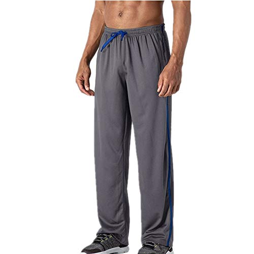 N\P Pantalones de correr para hombre Fitness Yoga Pantalones deportivos