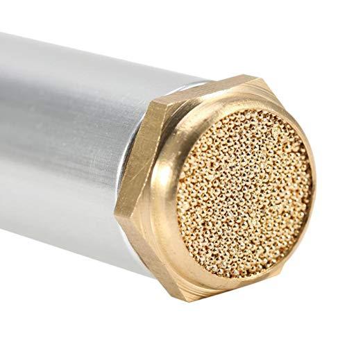 Pistola de aire frío Vortex Pistola de flujo de aire de refrigeración en seco de aire frío y caliente para herramientas neumáticas(08 micro + magnetic base)