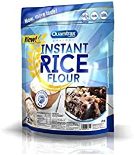 Quamtrax Gourmet Instant Rice Flour 2 kg (Brownie)
