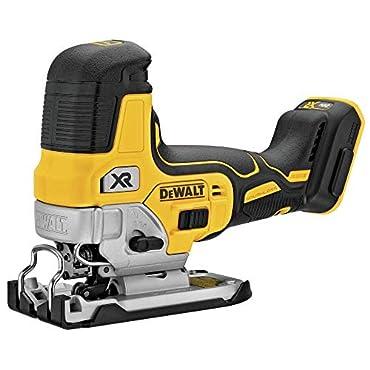 DeWalt DCS335B 20V MAX Jig Saw, Barrel Grip, Tool Only