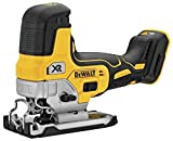 DEWALT 20V MAX Jig Saw, Barrel Grip, Tool Only (DCS335B)