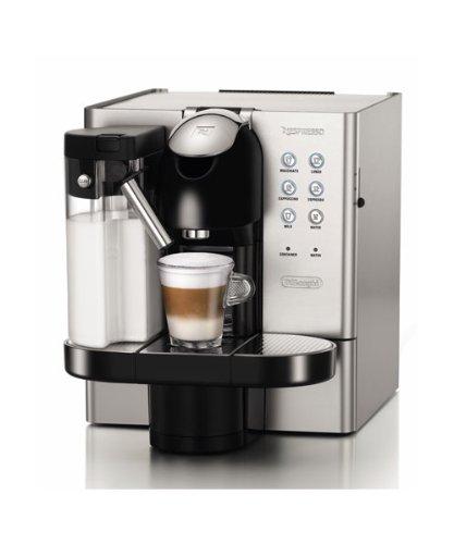 DeLonghi EN 720 M Lattissima Nespresso Vollmetallgehäuse mit IFD System