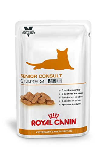 ROYAL CANIN Vet Care Senior Consult Stage 2, 1er Pack (1 x 1.2 kg)