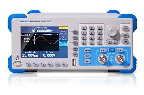 PeakTech P4124 generador de ondas