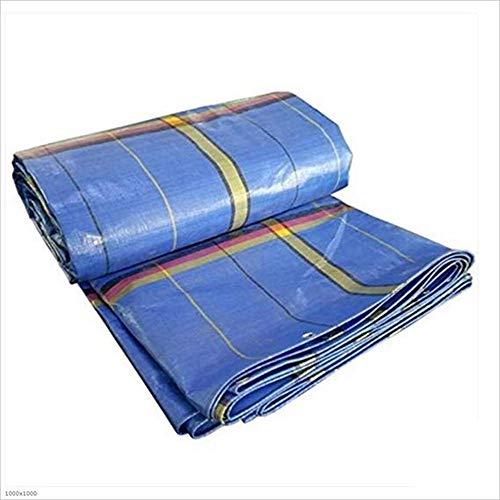 WXQIANG Lona Gruesa del Poncho Impermeable Protector Solar Cubiertas de Lona for Plantas al Aire Libre / 250g de la sombrilla Flores/Coches Protección Solar, Aislamiento térmico. (Size : 2x2m)